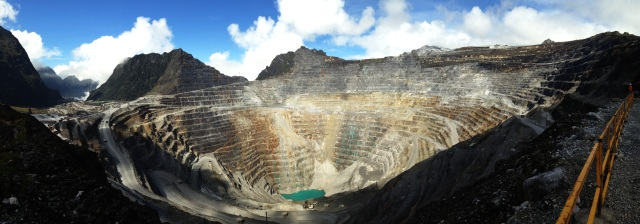 Big Gossen Mine, PTFI, Indonesia