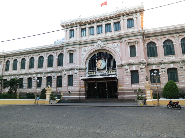 This is a picture of the Central Post Office.