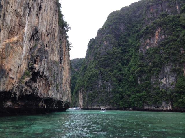 Phuket jumping off boat