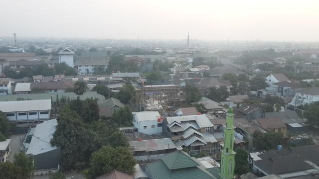 The City of Makassar