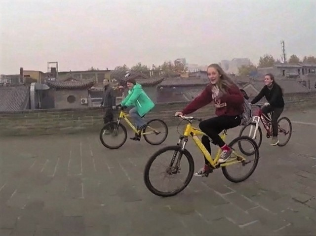 Ally Biking
